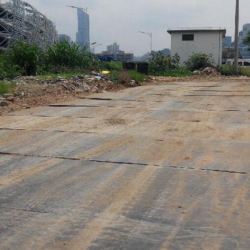 郑州钢板租赁-实力租赁哪家好?