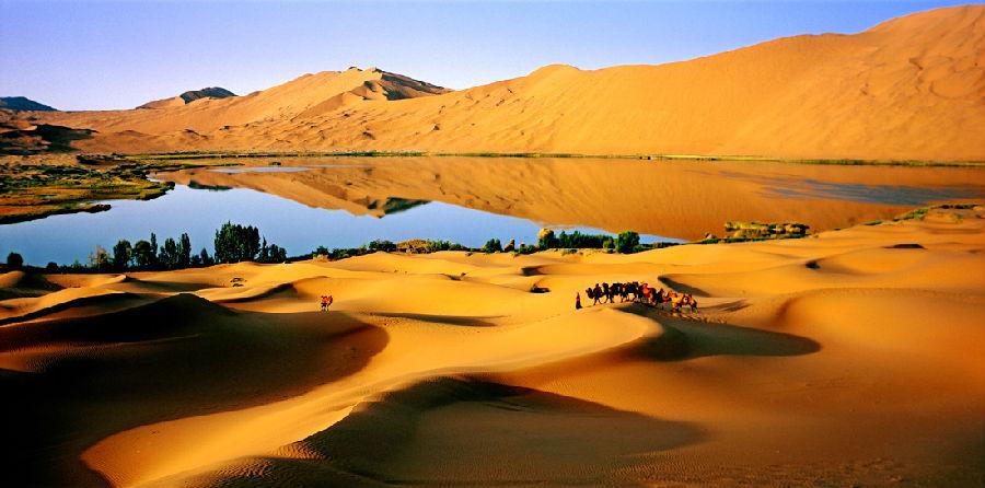 呼市沙漠骑行去哪找-阿拉善汽车冲浪旅游场所