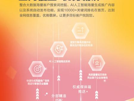 佛山哪里有提供信誉好的全网推广-定制家具seo优化
