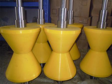 质量良好的上海聚氨酯包胶滚轮上海储叠工业设备供应|上海聚氨酯包胶滚轮