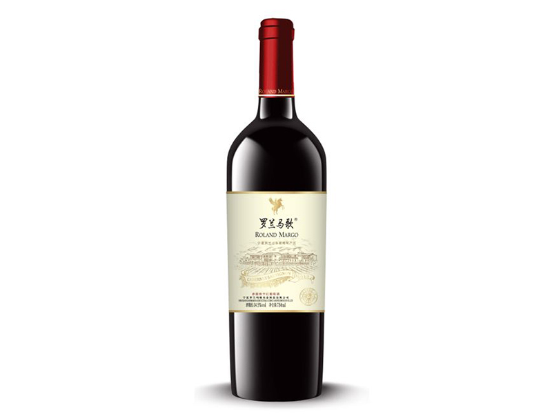 宁夏罗兰玛歌庄园珍藏版干红葡萄酒