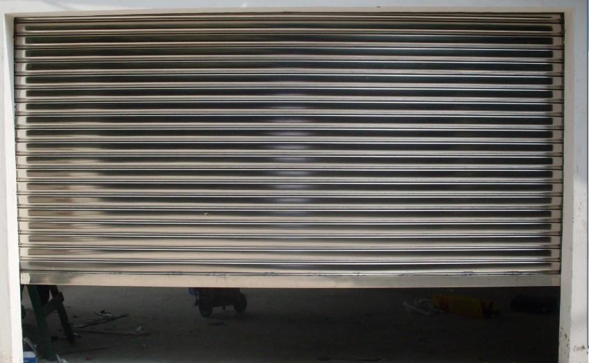【鑫达门业】烟台水晶卷帘门生产厂家 烟台水晶卷帘门安装