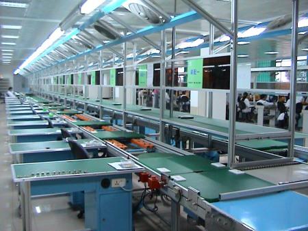 宁波流水线厂家 生产线销售 输送带定制