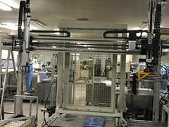 三厦智能科技质量好的大连三厦智能科技挤出机生产线出售-好用的码垛机机生产线