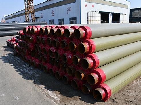 保温钢管|聚氨酯保温钢管|钢套钢保温钢管|保温管【海渤威】