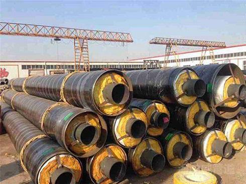 云南钢套钢保温钢管-保温钢管价格行情