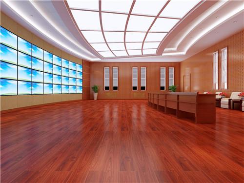 影楼装饰口碑_专业室内装修设计服务找木华建筑