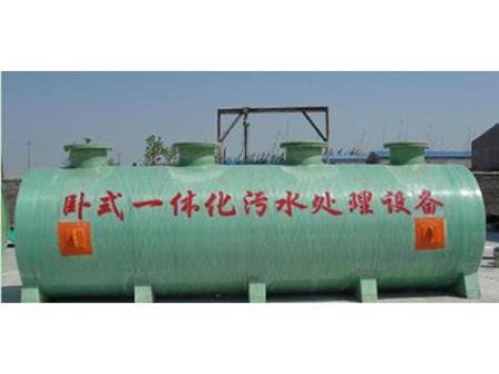 关于一体化污水处理设备及污水处理工艺流程的介绍