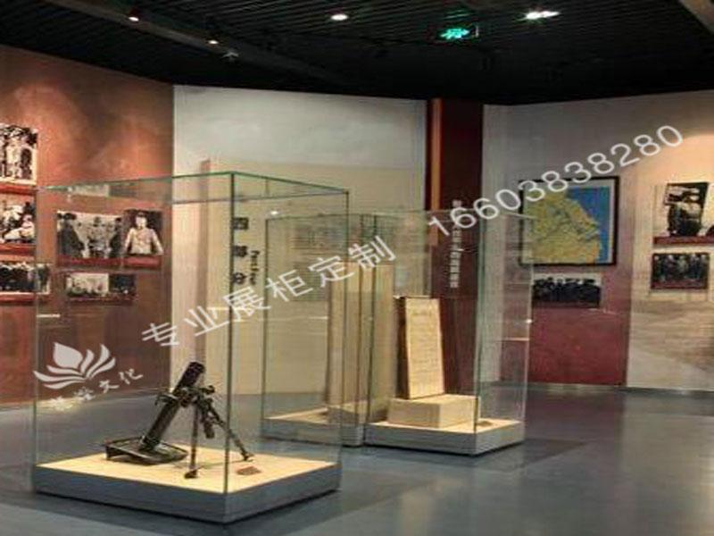 博物馆展柜生产厂家多少钱_哪有合格的博物馆展柜生产厂家