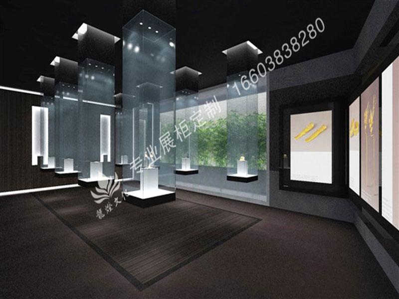 博物馆展柜生产厂家价格如何-郑州专业的博物馆展柜生产厂家