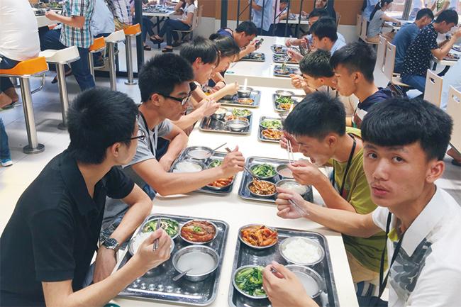 团体配餐公司-找可信的团体配餐就到百立乐膳食