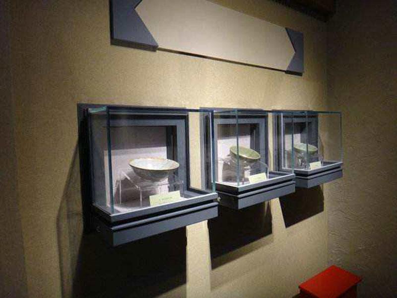 博物館展柜價格低價出售-品牌好的博物館展柜批發