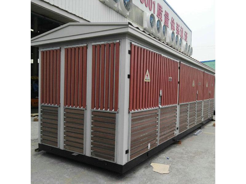兰州箱式变电站厂家-信誉好的甘肃兰州箱式变电站厂家