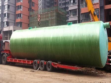 【衡龙专业生产】环保型玻璃钢化粪池桶、玻璃钢化粪池桶批发价格