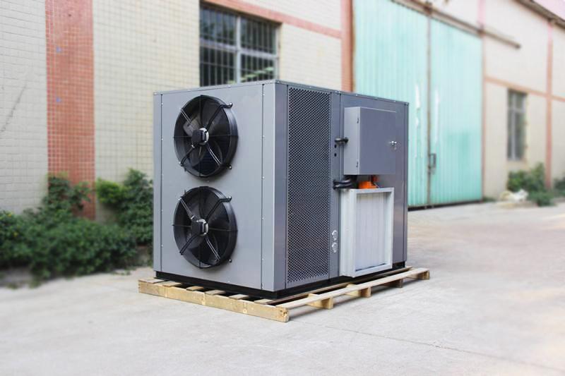 海带烘干机   河南百信空气能热泵烘干机生产厂家
