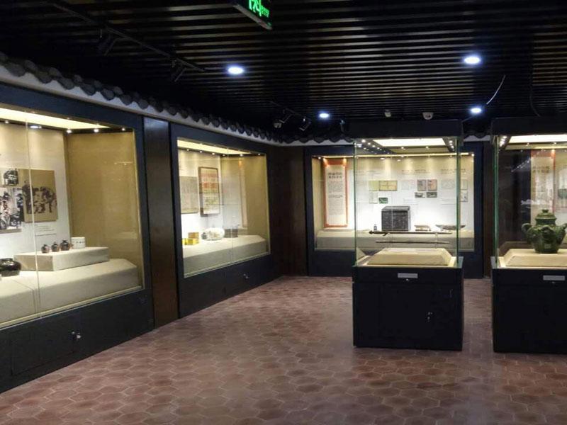 中國獨立文物展柜-河南獨立文物展柜出售