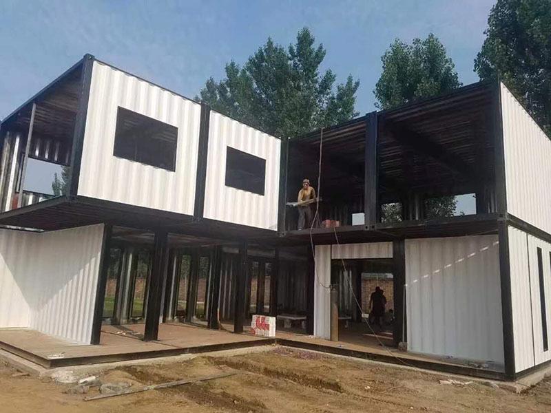 甘肅彩鋼集裝箱|供應蘭州性價比高的蘭州集裝箱