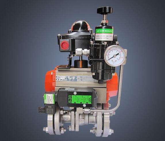 温州气动球阀-想买优惠的气动电动焊接球阀就来立致金属制品