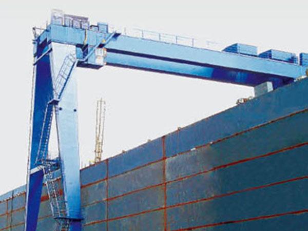铁岭起重机|可信赖的辽宁起重机厂家在哈尔滨