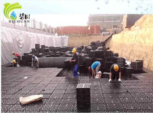 徐州新型雨水收集處理設備