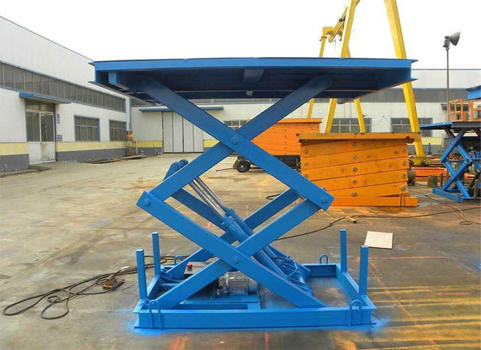 吉林起重机|耐用的哈尔滨液压升降平台在哪可以买到