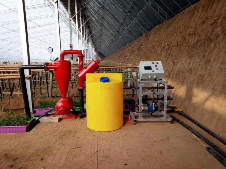 小型施肥机厂家-哪里能买到水肥一体化