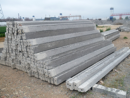 烟台水泥立柱_山东耐用的水泥立柱供应