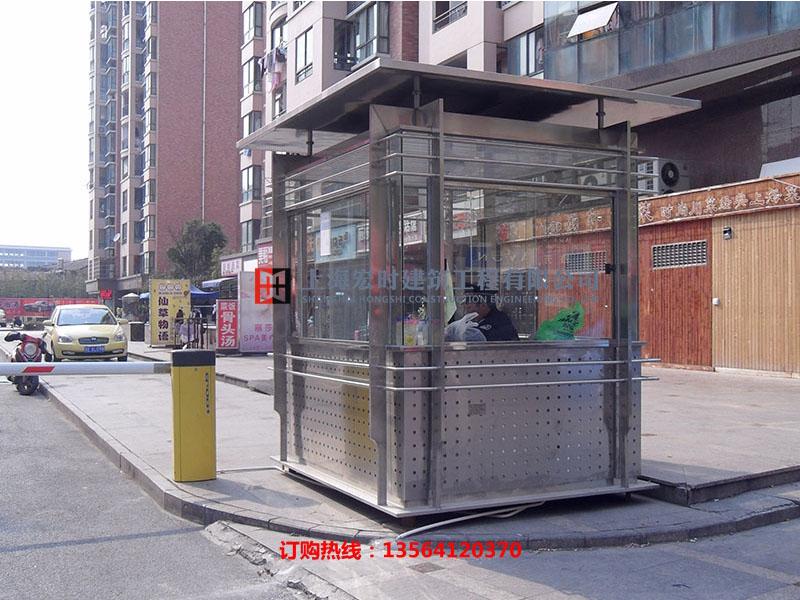 警察岗亭|有品质的不锈钢岗亭哪里买