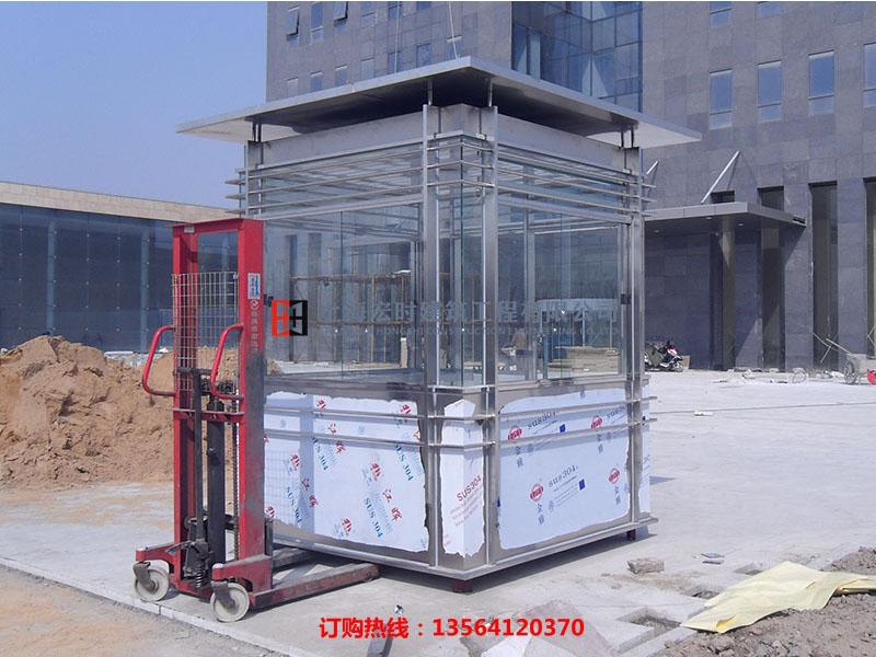 治安岗亭-不锈钢岗亭生产企业