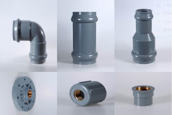 内蒙管材生产-润农节水提供有品质的兰州PVC管