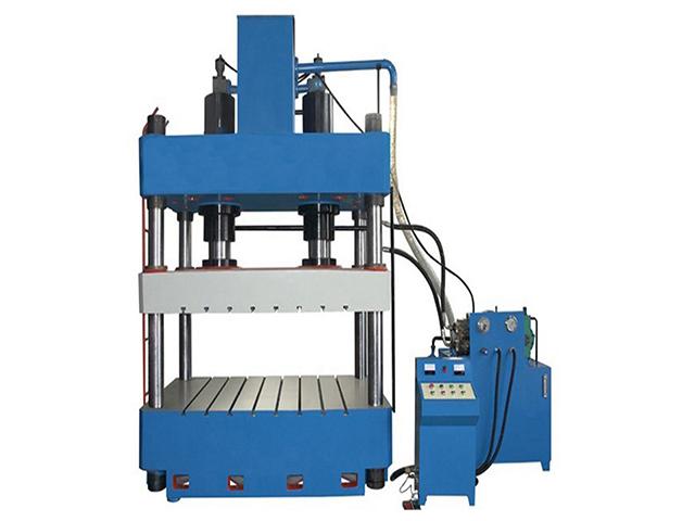 金属拉伸成型机 315吨四柱油压机 粉末压制成型液压机