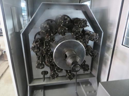 胶管钢丝编织机黑龙江供应/