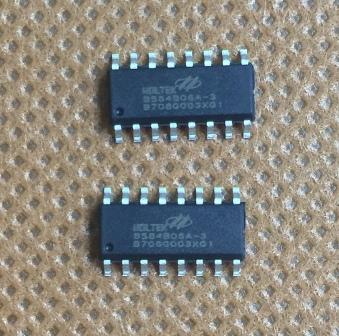 物超所值的A/D型8触键单片机BS84B08A-3-BS84B08A-3触摸IC特点介绍