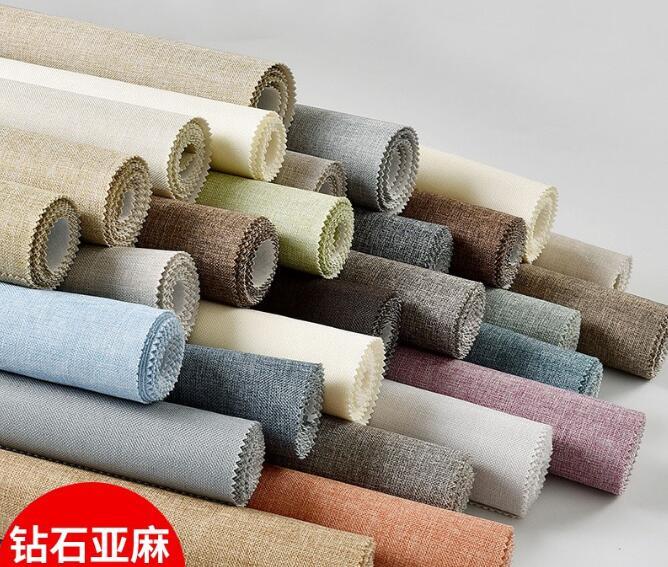 划算的亚麻壁布沐思装饰材料供应 濮阳亚麻壁布品牌好