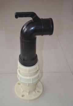 125型升降啟閉式分體栓|農田灌溉出水口灌溉給水栓 焊管出水