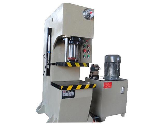 促销5-10t小型液压机 多功能单臂式C型轴承压入机厂家直销