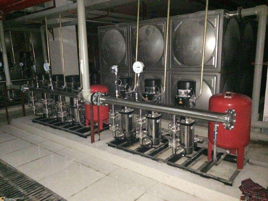 有品质的哈尔滨无负压变频供水设备价格怎么样 哈尔滨地下井水处理设备价格