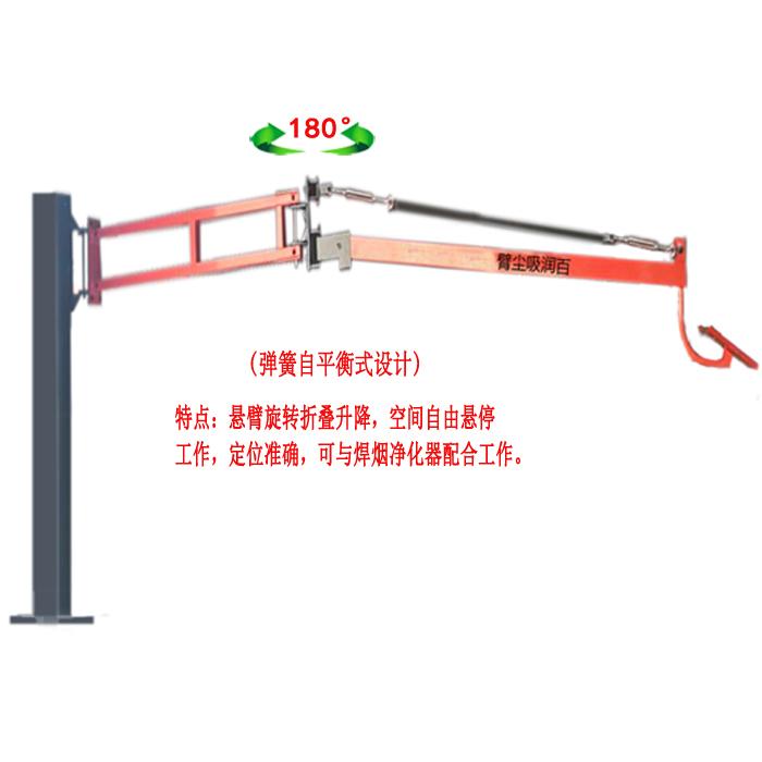 新能源焊接设备焊接机械臂360°旋转 临沂百润机械(厂家)