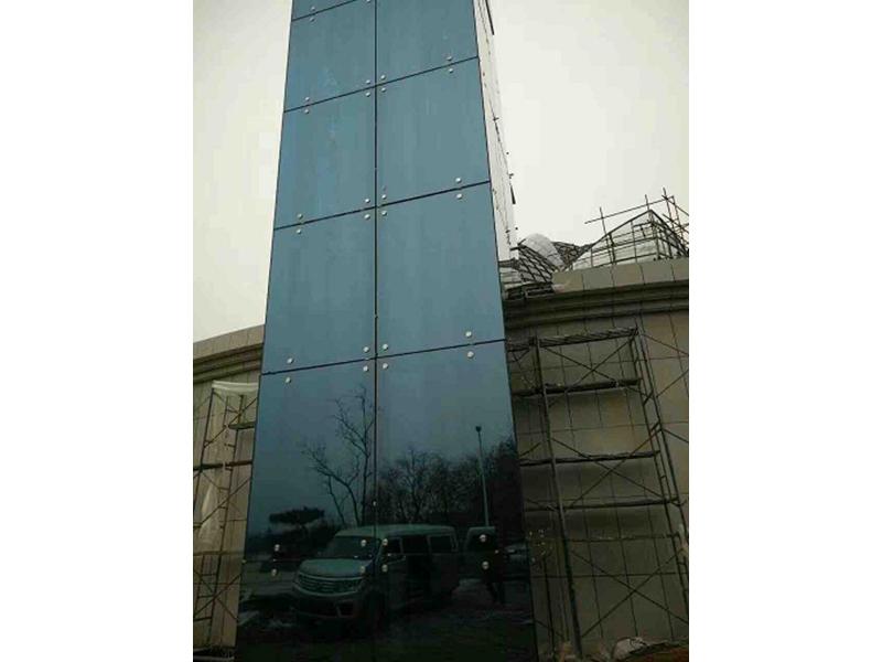 外贴节能隔热膜,幕墙外贴防爆膜,民用玻璃安全防爆膜