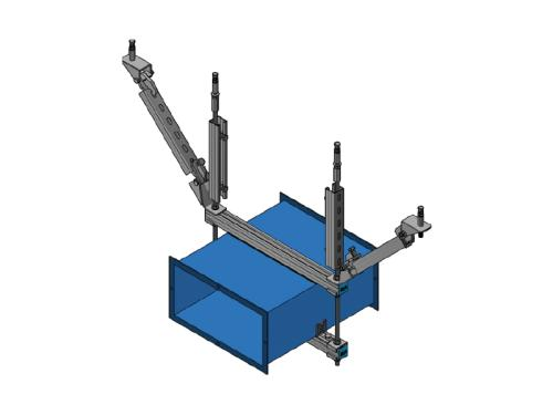 风管抗震支架批发-供应陕西质量好的西安抗震支架