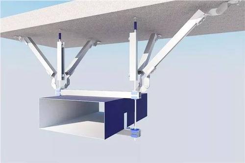 西安消防抗震支架批发-选购超值的西安抗震支架就选金凯龙机电设备