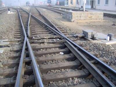 质量可靠的轻轨道岔——林州市煤矿道岔配件总厂