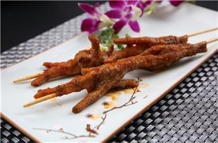 内蒙古烤鸡翅-给您推荐专业的李大嘴烧烤代理加盟