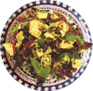 內蒙古愛上莜面服務好嗎-內蒙古李大嘴餐飲提供利潤高的涼菜加盟代理