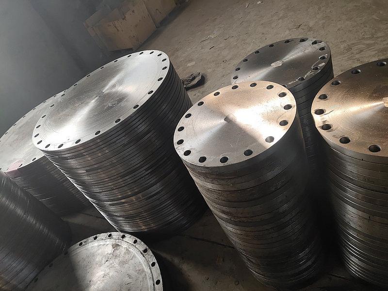 专业生产供应Q235碳钢异型盲板