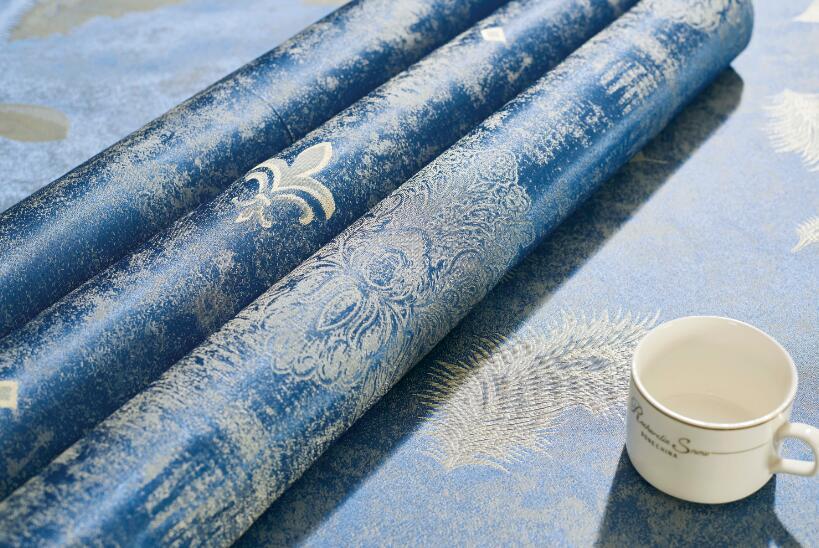 青海提花壁布值得信賴,沐思裝飾材料提供實用的提花壁布產品
