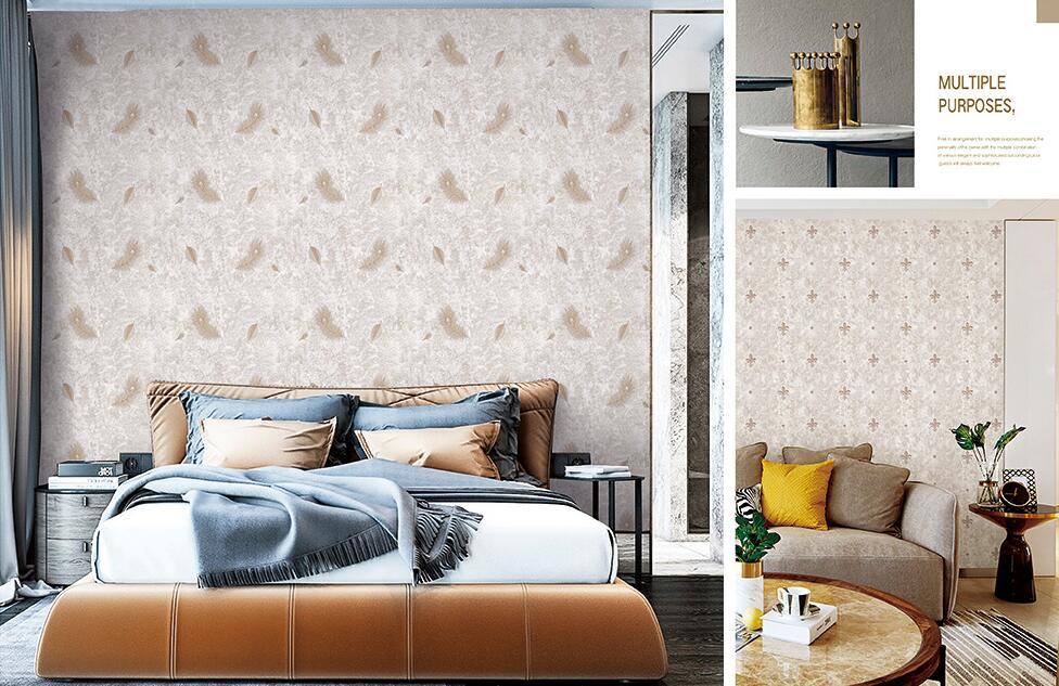 鄭州流行時尚的提花壁布上哪買|云南提花壁布哪里有