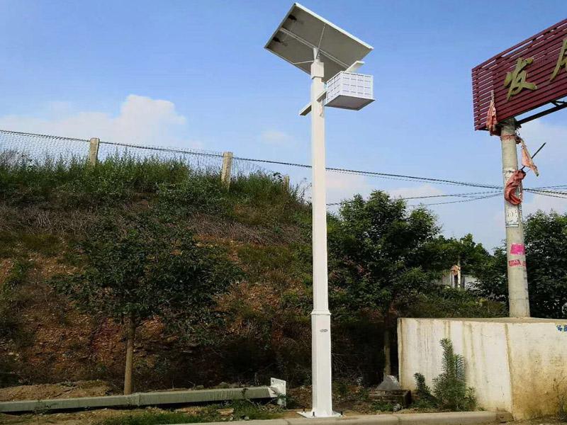 河南太阳能路灯厂家 要买销量好的太阳能路灯就来江山之光照明