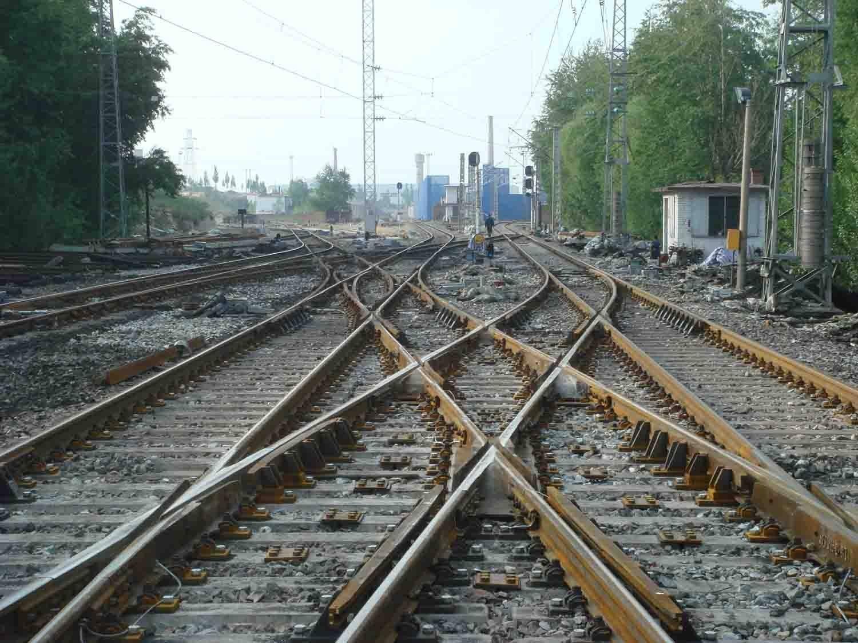 好的铁路道岔就找林州市煤矿道岔配件总厂
