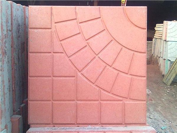 寧夏路面磚|路面磚可靠供應商當屬蘭州華新建材